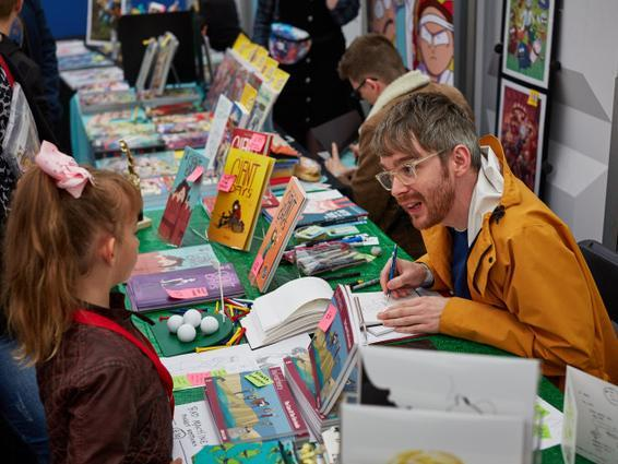 UK's biggest comic art festival is coming to Harrogate | Harrogate ...