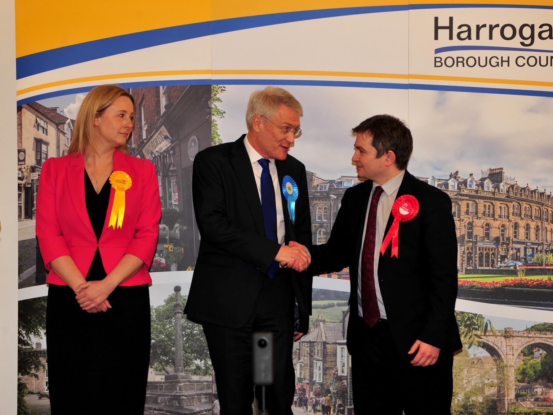 Anger against Labour leader Jeremy Corbyn left Harrogate