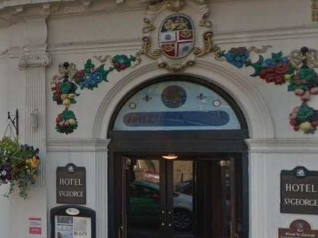 Sadness over St George Hotel but a warning over Harrogate's prospects in hospitality and leisure.