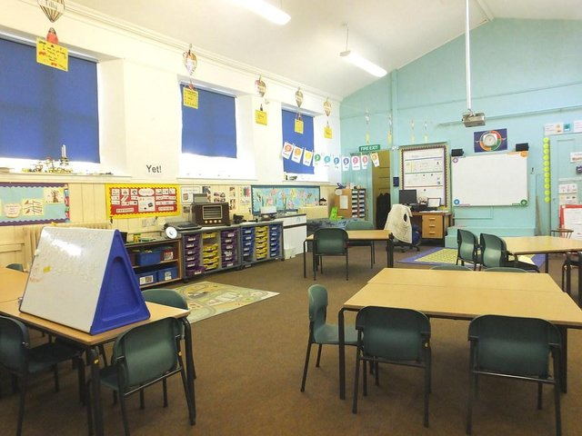 One hundredand ten of North Yorkshires primary schools welcomed back children in reception, year one and year six today.