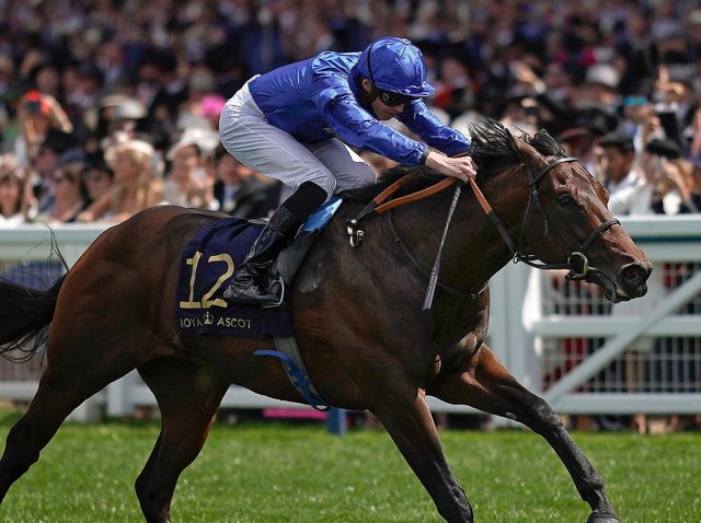 Harrogate Advertiser horseracing correspondent Jeff Garlick is backing Pinatubo to do the business in the 2,000 Guineas at Newmarket. Picture: Getty Images