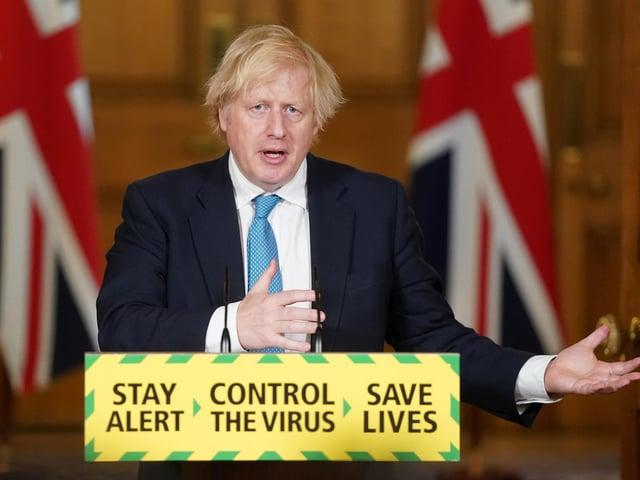 Prime Minister Boris Johnson. Photo: PA