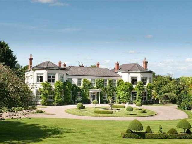 Here are 10 properties for sale in Harrogate over 1 million on Zoopla
