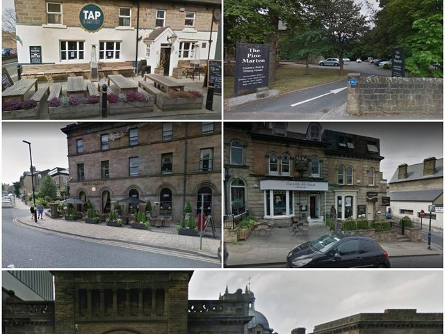 Here are 12 pubs in Harrogate with beer gardens.