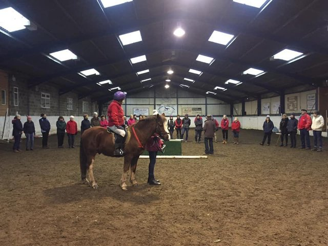 Riding for the Disabled Group has moved to Harrogate Riding Centre.