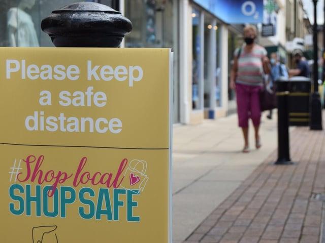 Ten more coronavirus cases have been confirmed in Harrogate in the last 24 hours.