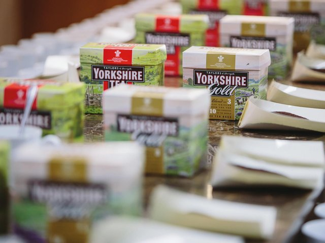 Yorkshire Tea. Picture: Daisybeck Studios.