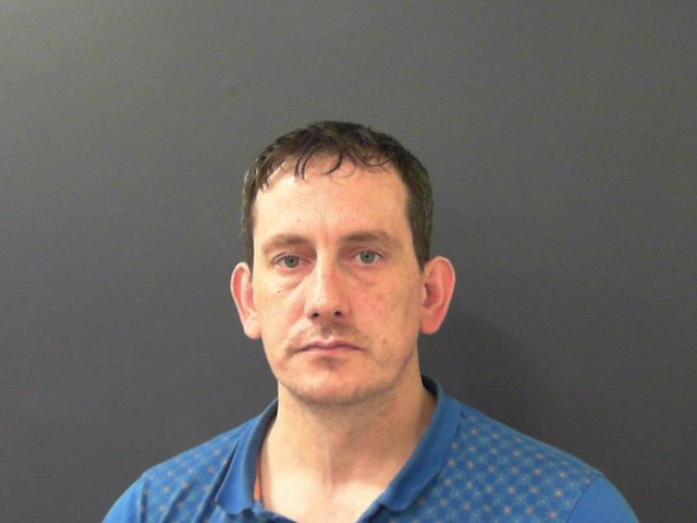 Ryan Mulvaney, 45, was jailed for three years and four months for the offence.