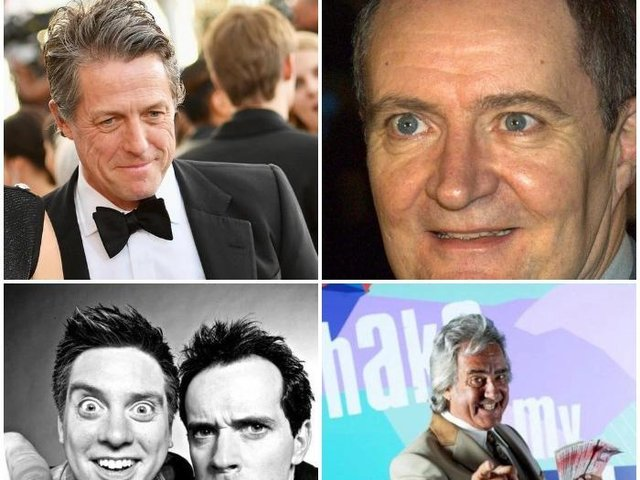 These 12 celebrities have visited the Harrogate district...
