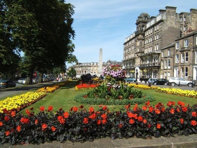 Harrogate has been named the best place in Britain to work from home, according to a list of benefits compiled by the comparison website Uswitch.
