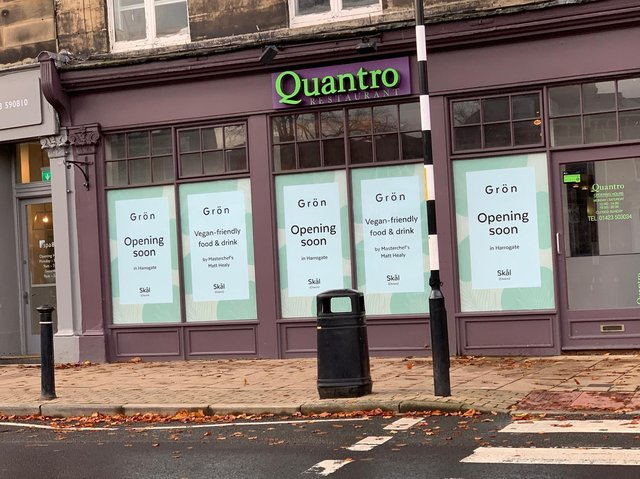 A BBC Masterchef finalist is to launch a new cafe-restaurant in Harrogate soon.
