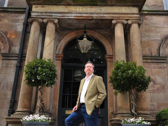 Simon Cotton, managing director of the HRH Group in Harrogate says he will respect the new lockdown but thinks it is the wrong approach.