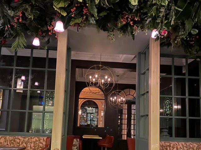 The Pickled Sprout is the new restaurant at The Yorkshire Hotel.
