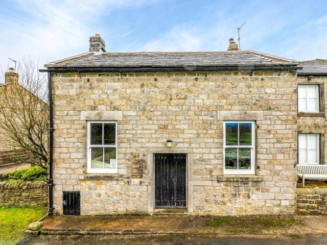 Built in 1835 on land released from the Forest of Knaresborough for a National Day and Sunday School, the ex-chapel is being sold by auction.