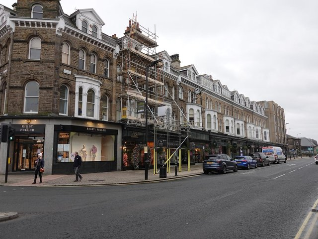 """Disgruntled over Gateway project - A spokesman for the Prince Albert Row traders said: """"We are being asked for our views, but until we know what is actually being proposed for the entire length of Station Parade."""""""