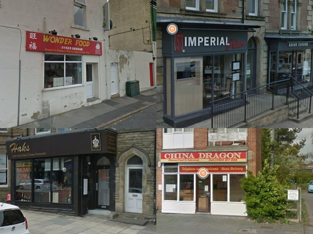 These are 10 of the best chinese takeaways in Harrogate, as recommended by our readers.