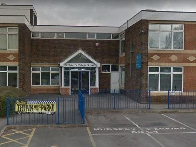 St Robert's Primary School in Harrogate.