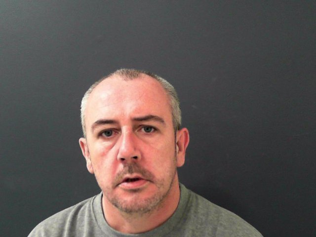 Michael Palmer, 41, was jailed for four years and seven months.