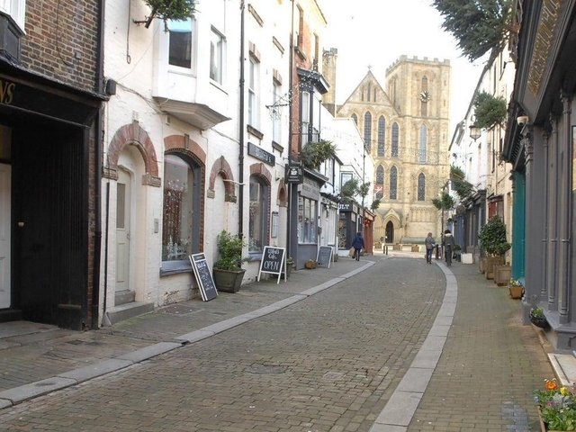 Ripon will become the second most expensive area for council tax in the Harrogate district.