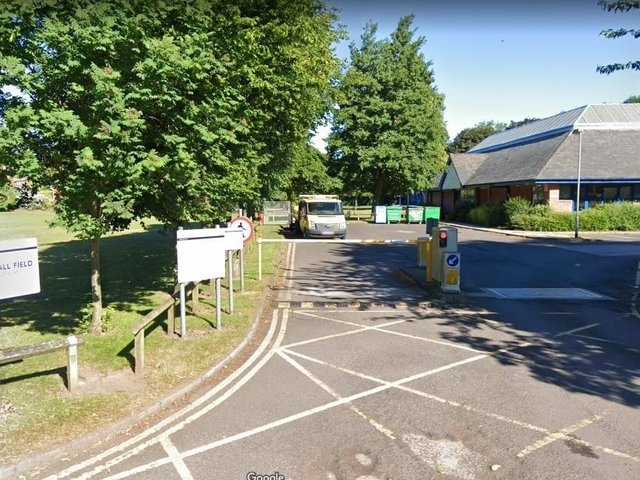 The new leisure centre would be built behind the existing Knaresborough Pool at  Fysche Field if plans are approved.