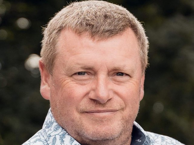 Steve Ellis, head of Employee Benefits division of Prosperis Ltd, who is one of the expert speakers at Harrogate District Chamber of Commerce's March meeting.