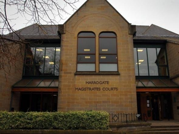 Harrogate Magistrates Court.