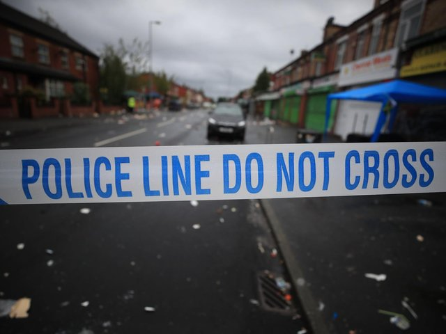 Police have launched a murder investigation following the death of a man in Harrogate