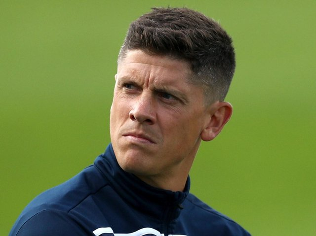 Stevenage manager Alex Revell. Picture: Getty Images
