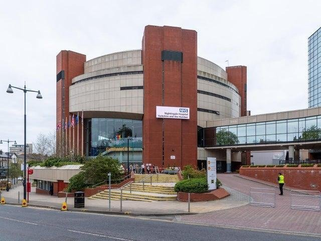 Harrogate Convention Centre will close as an NHS Nightingale hospital next month.
