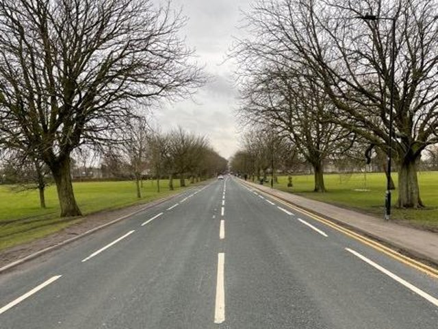 Should a one-way system be introduced in Oatlands Drive in Harrogate as part of plans to accommodate proper cycle lanes? (Picture by Anna McIntee)
