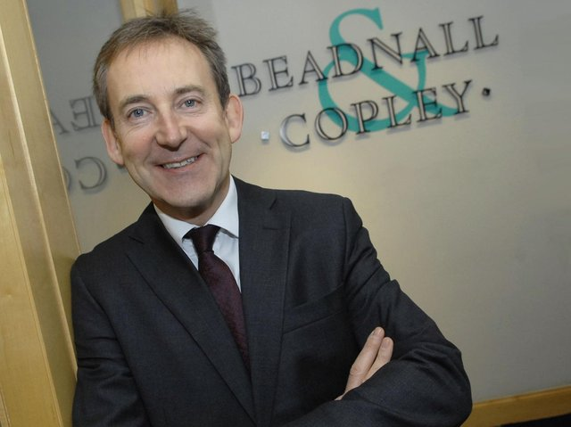 Andrew Beadnall, Director at Beadnall Copley estate agents, is expecting a housing boom across the Harrogate region post-lockdown.