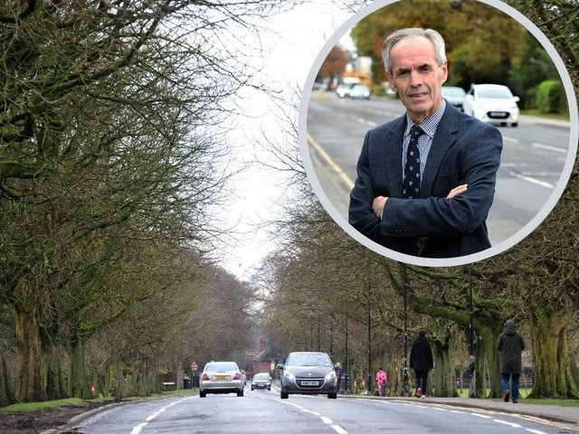 Coun Don Mackenzie, Executive Member for Access at North Yorkshire County Council, has said the plans for a one-way system on Oatlands Drive may not go ahead.