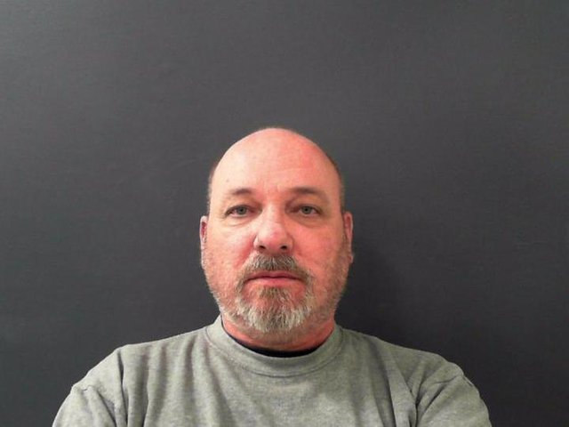 Adrian Greaves, 56, was handed a 12-month prison sentence for the offences.