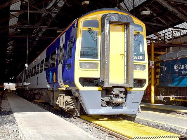 Northern finishes refurbishment of train fleet on York - Harrogate - Leeds line