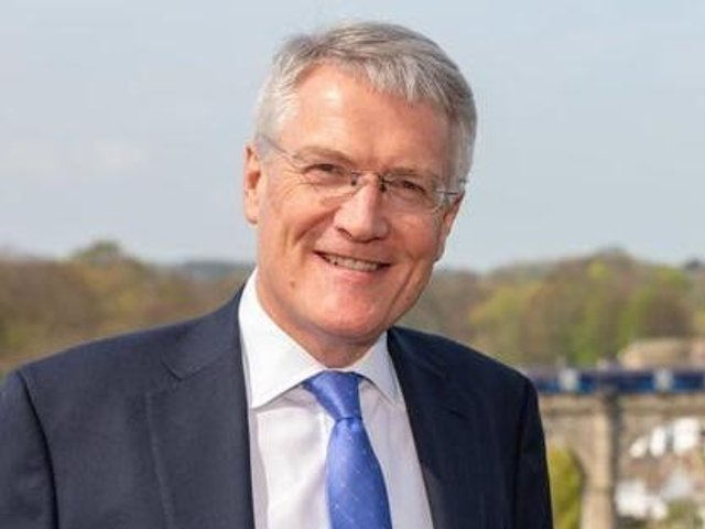 Andrew Jones, MP for Harrogate & Knaresborough.