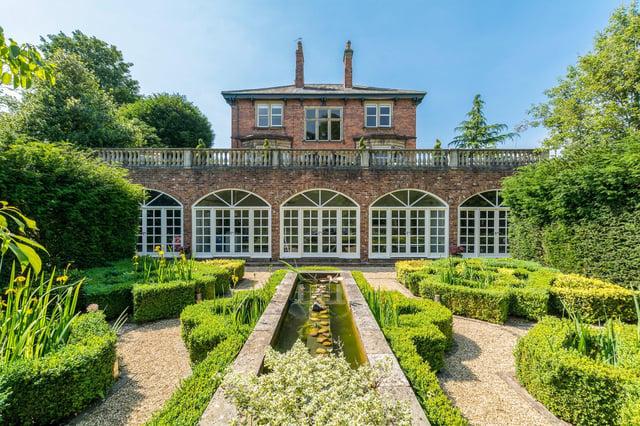 Sydenham House, Field Lane, Aberford - £1.5m with Dacre, Son & Hartley, 01937 586177.
