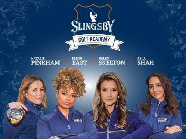 Slingsby's Class of 2021 inducts singer-songwriter Fleur East, TV presenter Helen Skelton, Sky Sports Formula 1 presenter Natalie Pinkham and broadcaster Bela Shah into the Academy.