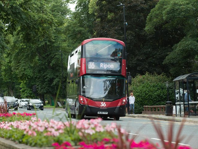 Bus operator The Harrogate Bus Company is to return many services to pre-lockdown timetables, in line with the Government's roadmap to reopen the economy.