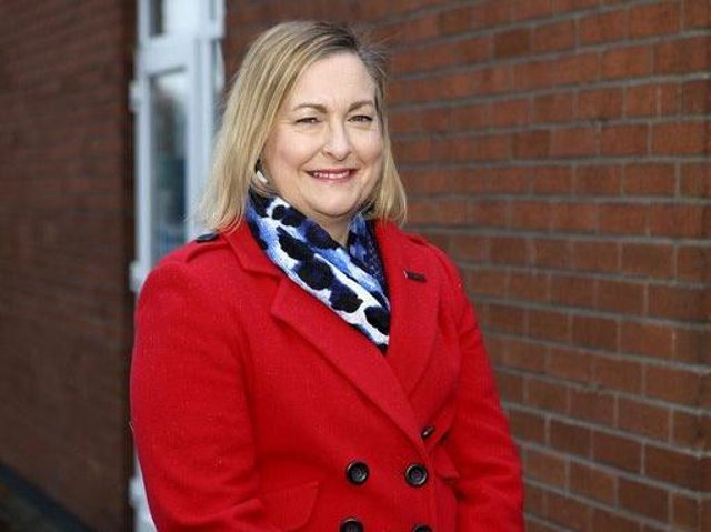 """""""To regain the trust of victims, we urgently need a change of culture"""" - Alison Hulme,  Labour candidate in the forthcoming Police, Fire and Crime Commissioner elections."""
