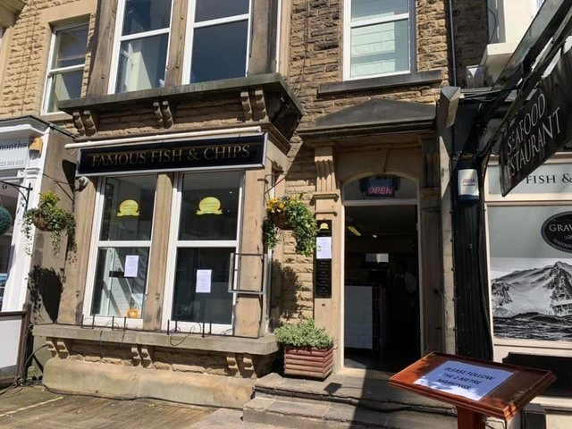 Graveley's of Harrogate is set to reopen as 'Catch Seafood'.