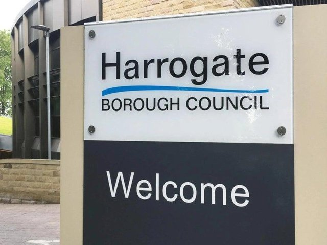The five most senior officials at Harrogate Borough Council earned more than £100,000 during 2019/20.