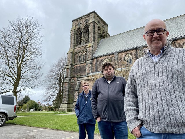 """The Lib Dems candidate in the Bilton by-election Andrew Kempston-Parkes: """"Geoff Webber was a fantastic local councillor. His boots are very big ones to fill, but I will work my hardest to do just that."""""""