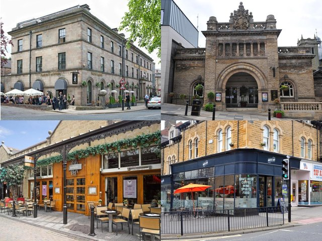 These are some of the Harrogate bars and pubs reopening next week.