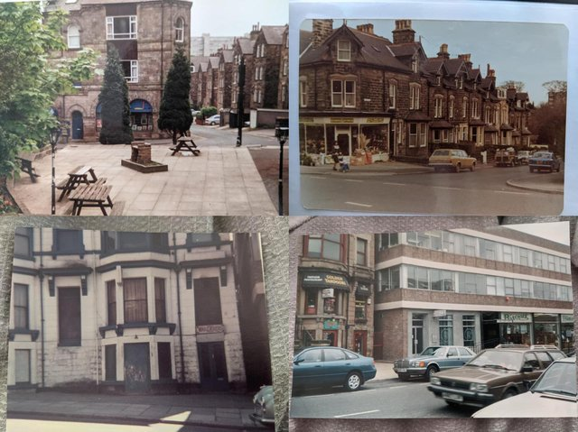 Here are 15 old pictures of Harrogate.
