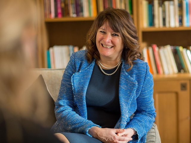 Making history - Rhiannon Wilkinson will become Ashville College's 11th and first female head, was the unanimous choice of the Board of Governors at the Harrogate school.