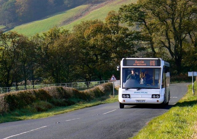Dales Bus A DalesBus service in the Forest of Bowland.jpeg