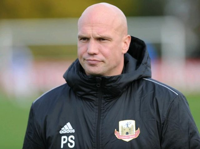 Former Knaresborough Town manager Paul Stansfield will head up Harrogate Town's newly-established academy.
