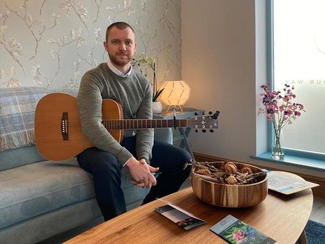 David Moon has joined Harrogate-based Full Circle Funerals after spending a decade as a high school teacher.