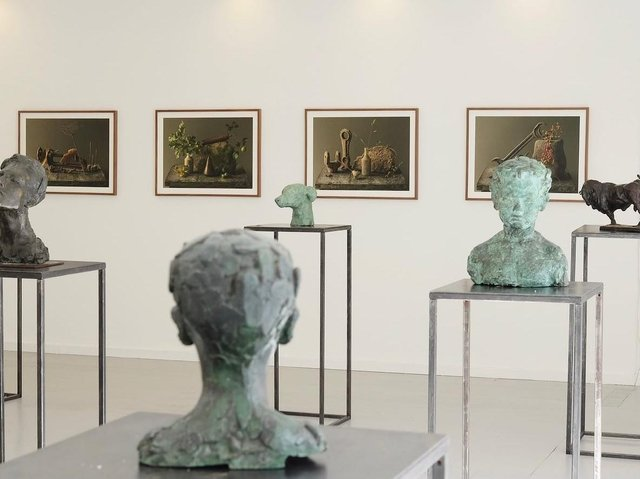 Messums art gallery is one of the Harrogate venues which has reopened from lockdown this week.