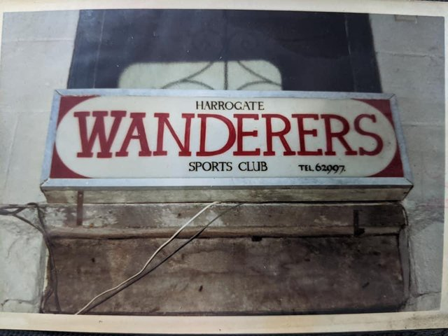 These photos will take you back in time to a night out at Harrogate Wanderers Sports Club.